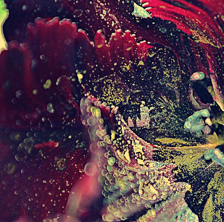Tulip Heart I - Ethereal Organics...diane montana jansson