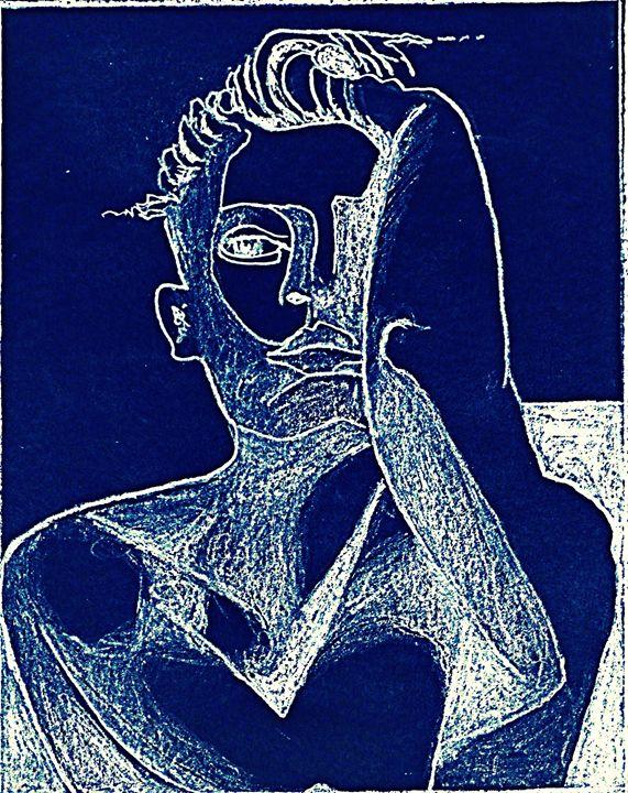 Blue Period - Ethereal Organics...diane montana jansson