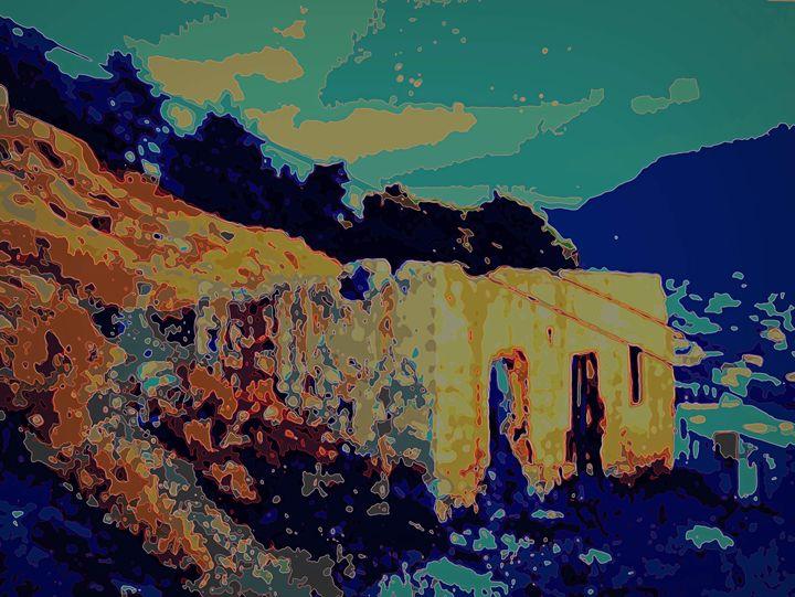 Greece IX - Ethereal Organics...diane montana jansson