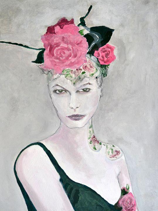 winter roses - Ethereal Organics...diane montana jansson