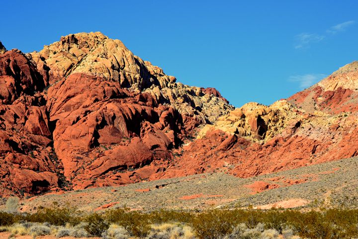 Red Rock Canyon 3 - Ethereal Organics...diane montana jansson