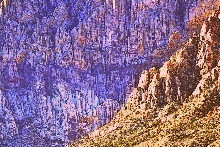 Red Rock Canyon 19 - Ethereal Organics...diane montana jansson