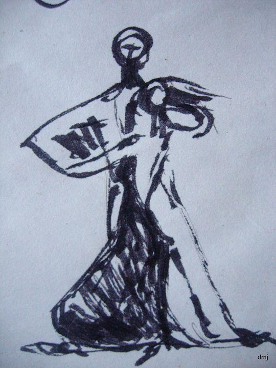 slinky dancers - Ethereal Organics...diane montana jansson