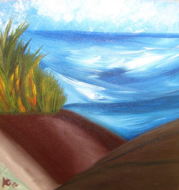 The Dunes - Angela's Online Studio