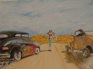 Back Road Race