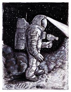 Astronaut Baxter