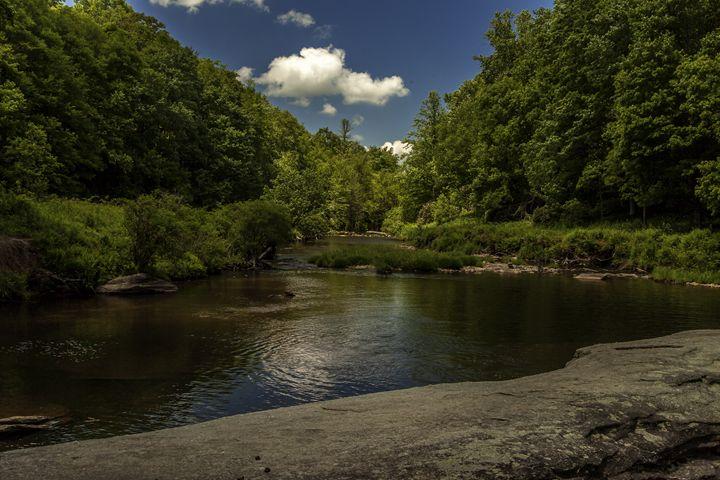 N.Carolina mountain streams - Scott McKay Photography
