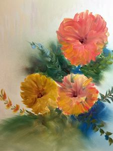 My Dream - Panuszka's paintings