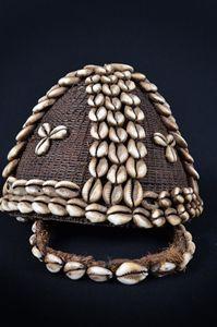 Legya Hat Cowrie Shells
