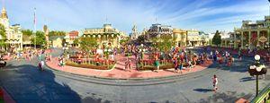Magic Kingdom Panorama