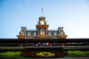 Magic Kingdom 45th Anniversary