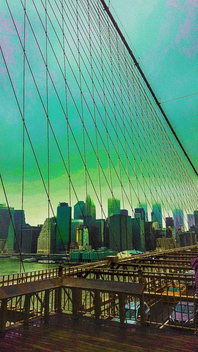 Brooklyn Bridge - Thomas Conrad