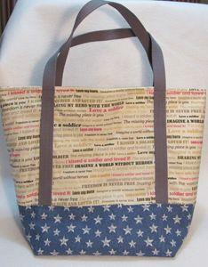 Love A Soldier Bag - $25.00