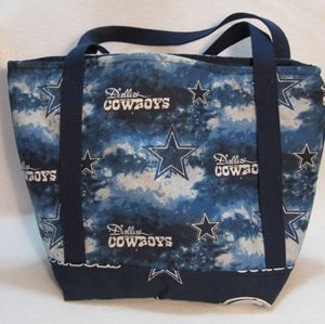Small Dallas Cowboys Bag