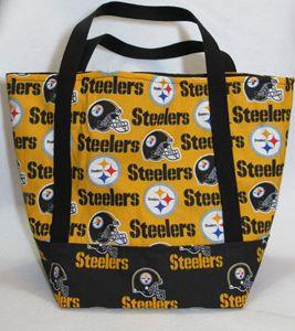 Steelers Bag - $35.00