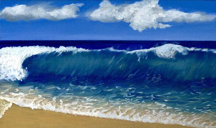 Ocean Breeze - Caroline Jones