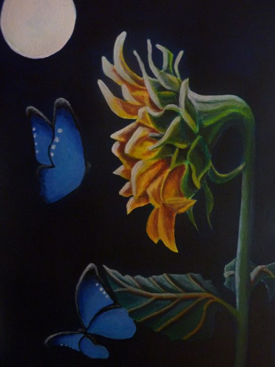 dancing in the moonlight - josie ogle