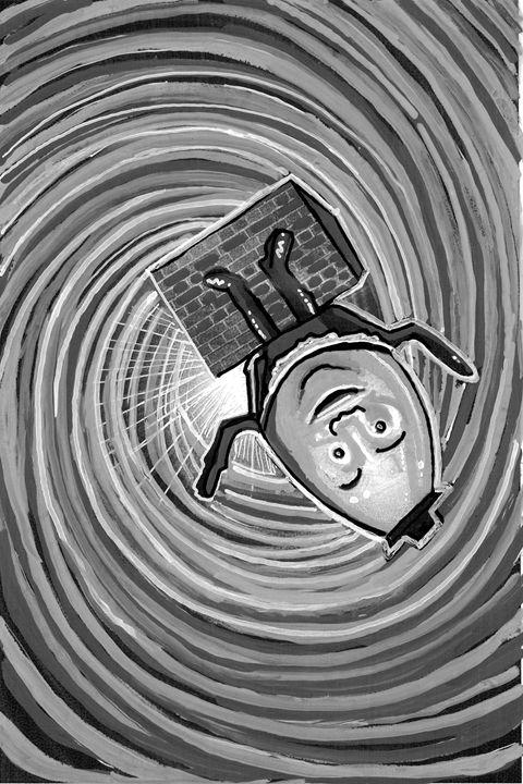 Humpty Dumpty - Evan Schwartz Art