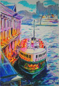 Star Ferry boat - Yi