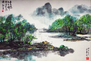Spring in Jiangnan