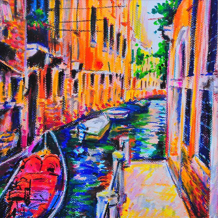 Venice01 - Yi