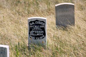 Custers Last Stand - G.S. Davis Art