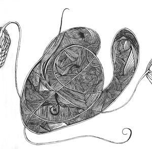 Scribble Quilt #1