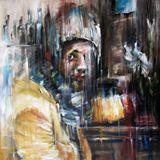80x80x4 cm painting