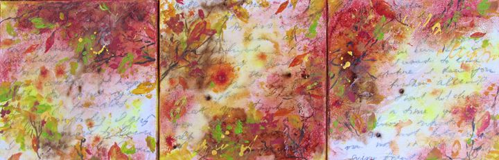 "Autumn Poetry - ""Wildspringartstudio"" Laura Spring"