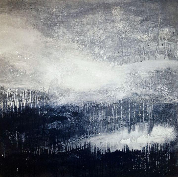 "Turbulent Moods - ""Wildspringartstudio"" Laura Spring"