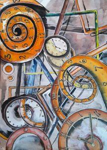 Clockwork mechanisms