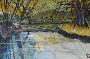 River edges