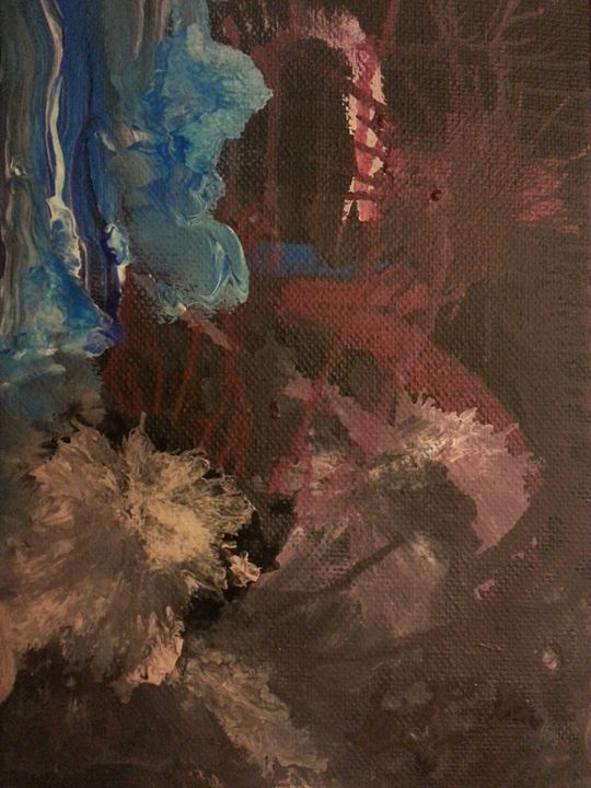 Painting - Phantasm