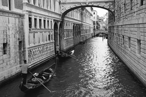 BRIDGE OF SIGHS I by Carla Pivonski