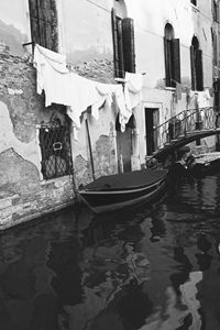 LAUNDRY in VENICE by Carla Pivonski