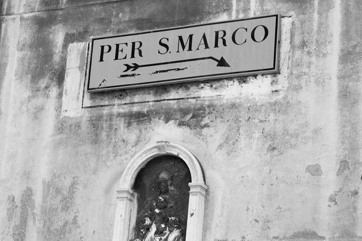 PER SAN MARCO by Carla Pivonski - Carla Pivonski® Fine Art Photography