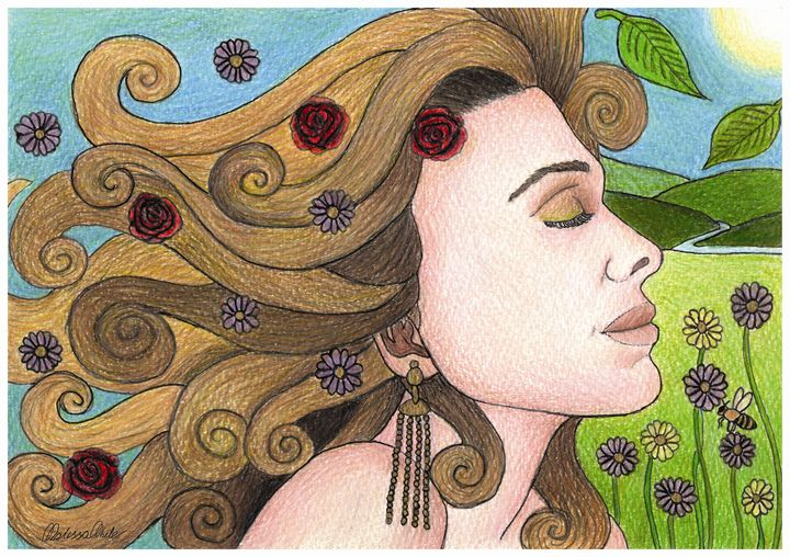 essence of spring - Melissa White (Easelartworx)