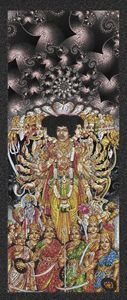 Jimi Hendrix - 28x14 - JH-7