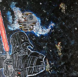 Dark Side - Taylor Lee Arts