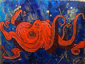 Under the Sea - Taylor Lee Arts