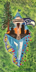 Seattle Science - Taylor Lee Arts