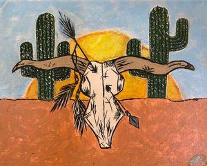 Desert - Taylor Lee Arts