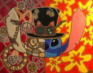 Steampunk Stitch