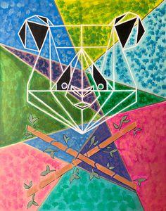 Panda - Taylor Lee Arts