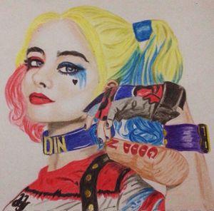 Psychotic Beauty (Harley Quinn)