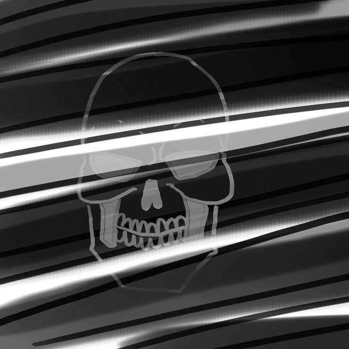 Skull Fade - Mahoney_Arts