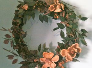 The Wreath and Its Shadow