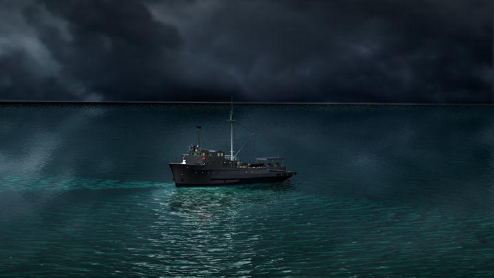 Tuna_Boat - Made In The Basement Studios
