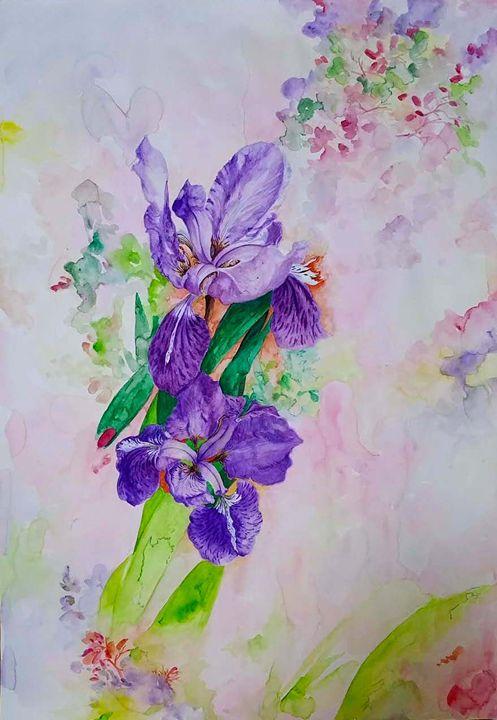 Iris - JeArt