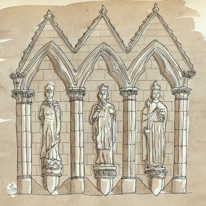 Statuary - Mel Tranter